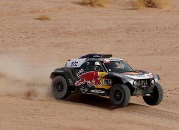 Dakar Rally 2021: de finish is in zicht