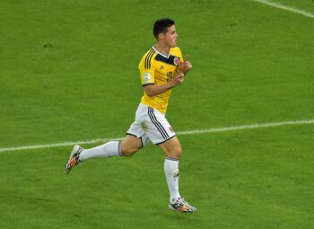 One day, one goal: de weergaloze treffer van James Rodriguez tegen Uruguay