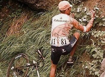 Ces chutes qui ont marqué l'histoire du Tour de France