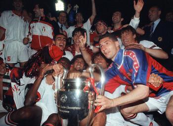 Vijf legendarische Champions League-finales: van de triomf van Man Utd tot het drama van AC Milan