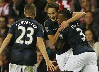 One day, one goal: Januzaj bezorgt Manchester United de zege bij eerste basisplaats