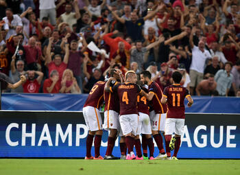One day, one goal: de sensationele afstandslob van Florenzi