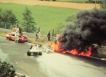 Les crashs les plus dramatiques de l'histoire de la Formule 1
