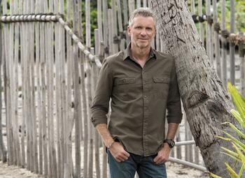 Denis Brogniart vous embarque pour 'Le mois des aventuriers' sur Ushuaïa TV