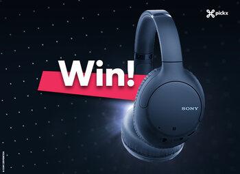 Neem deel aan de quiz en win een gloednieuwe Sony headset