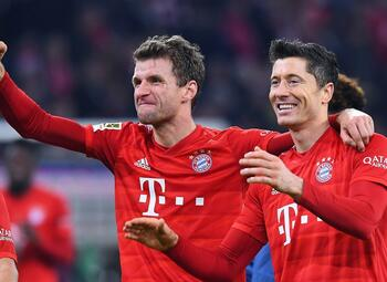 Le Bayern à nouveau champion: récit d'une saison mouvementée