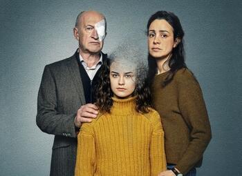 'Invisible', la nouvelle série fantastique made in Belgium