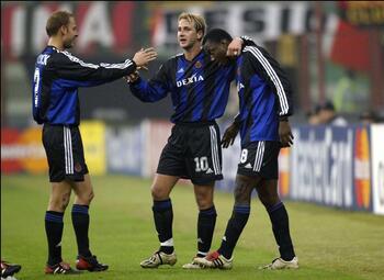 One day, one goal: Andres Mendoza bezorgt Club Brugge een stuntzege tegen Milan