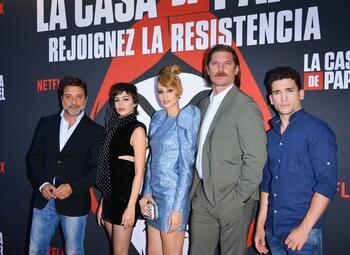 Wat weten we al over het vijfde seizoen van 'La Casa de Papel'?