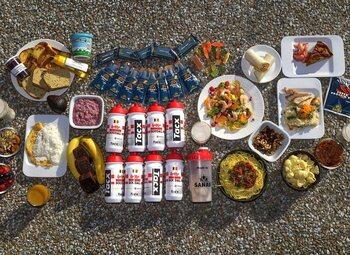Tour de France: welk voedsel eten de renners?