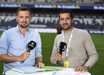 De UEFA Champions League is helemaal terug bij Proximus Sports