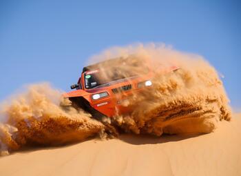 Dakar 2021: deze Belgen rijden (nog) mee