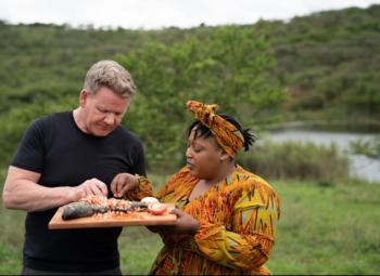 Gordon Ramsay verkent al kokend de wereld in tweede seizoen Gordon Ramsay: Uncharted op National Geographic