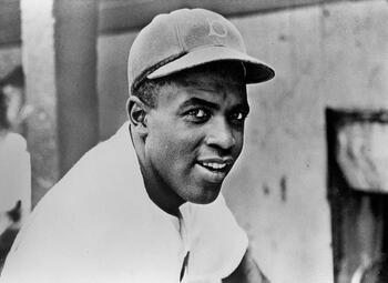 On this day: Jackie Robinson doorbreekt de segregatie in het baseball