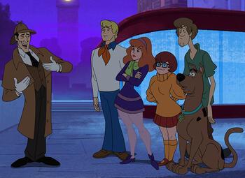 Kijk naar Scooby-Doo and Guess Who? dankzij Boomerang