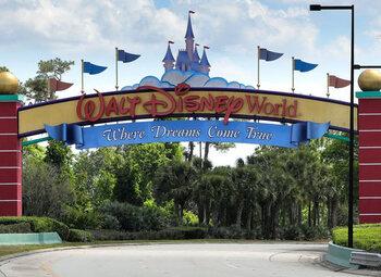 Disney World, terre de jeu de la NBA