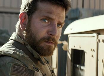 American Sniper: het bewijs dat zelfs blockbusters niet vrij zijn van opvallende fouten