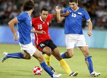 One day, one goal: solo Moussa Dembélé maakt Italië tureluurs