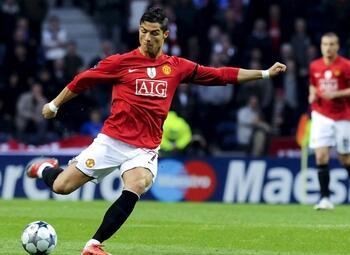 One day, one goal: de kruisraket van Cristiano Ronaldo tegen Porto