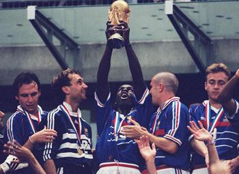 Het WK 1998, de wereldbeker die Frankrijk voorgoed veranderde