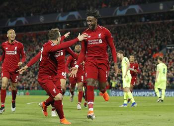 De historische remontada van Liverpool tegen Barcelona