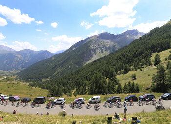 Gap, une ville de cols bien-aimée du Tour de France