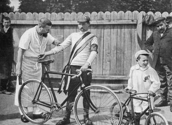 Comment le Tour de France est-il né?