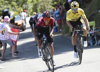 Vers un duel Bernal-Roglic au Tour de France?