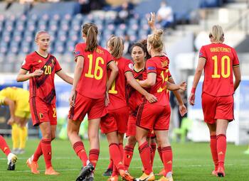 De Red Flames staan in Zwitserland voor hun eerste echte test