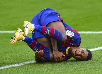 Fati, Kimmich, Ronaldo… Opeenstapeling aan matchen zorgt voor tal van blessures