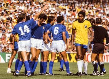 Mythische vieringen: de explosie van vreugde van Marco Tardelli tijdens het WK van 1982