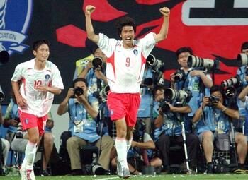 Les matchs de légende : la Corée du Sud rend folle l'Italie