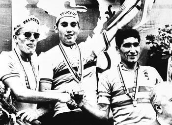 Vijf belangrijke momenten uit de carrière van Eddy Merckx