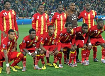 Herbeleef hoe Ghana tien jaar geleden werd afgestopt door de hand van... Luis Suarez