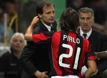 One day, one goal: Pirlo etaleert zijn genialiteit tegen Parma