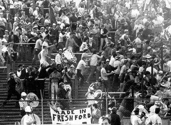 On this day: het Heizeldrama, gitzwarte bladzijde in de voetbalgeschiedenis