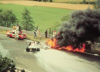 De zwaarste crashes in de Formule 1-geschiedenis