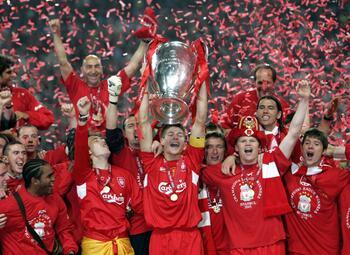Les matchs de légende: la remontée fantastique de Liverpool contre l'AC Milan