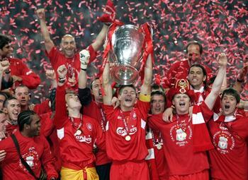 Legendarische wedstrijden: Liverpool's fantastische comeback tegen AC Milan
