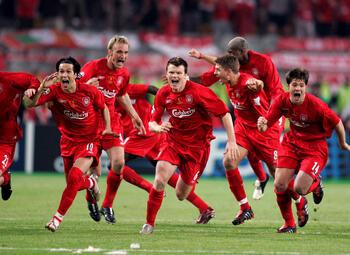 On this day: Liverpool réalise une remontée fantastique contre le Milan AC
