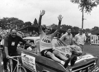 Cinq grands moments de la carrière d'Eddy Merckx