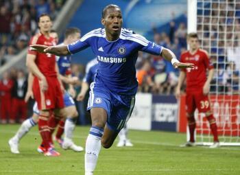 One day, one goal: Didier Drogba redt de kansen van Chelsea in de Champions League