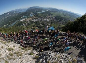 Kan de Grand Colombier een mythische klim van de Tour de France worden?