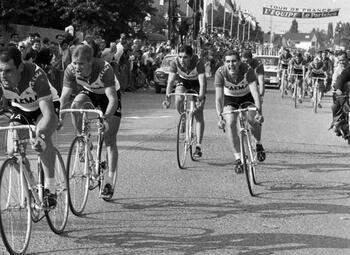 Quand Eddy Merckx remportait son premier Tour de France