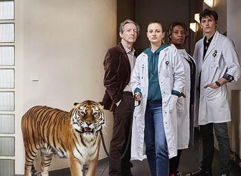 Nouveau dans Movies & Series: HP, une série doux-dingue