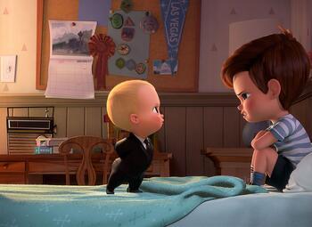 Ces films où les bébés chamboulent tout