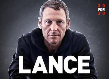 Waarom ook niet-sportfans de Armstrong-docu gezien moeten hebben