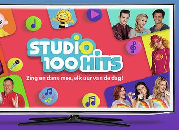 Kijk gratis naar Studio 100 Hits