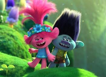 Trolls 2: une tournée mondiale pour les poupées chevelues