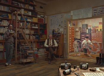 Le génie de l'image Wes Anderson réunit un casting décoiffant dans 'The French Dispatch'